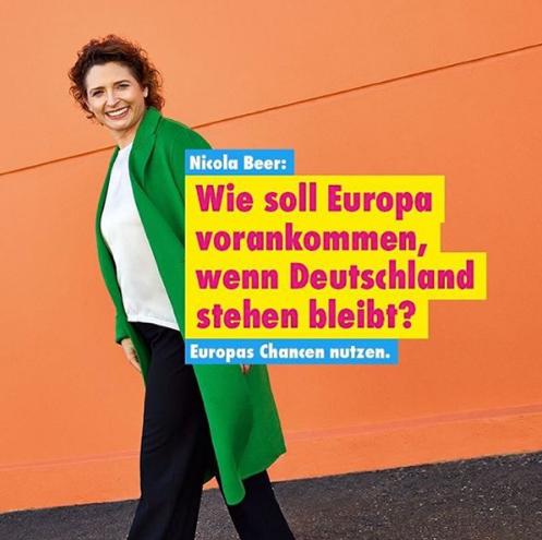 Europas Chancen nutzen.Europawahl